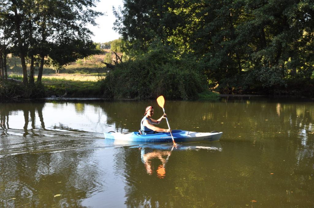 Pierre Viala Guide Canoë et Moniteur Kayak